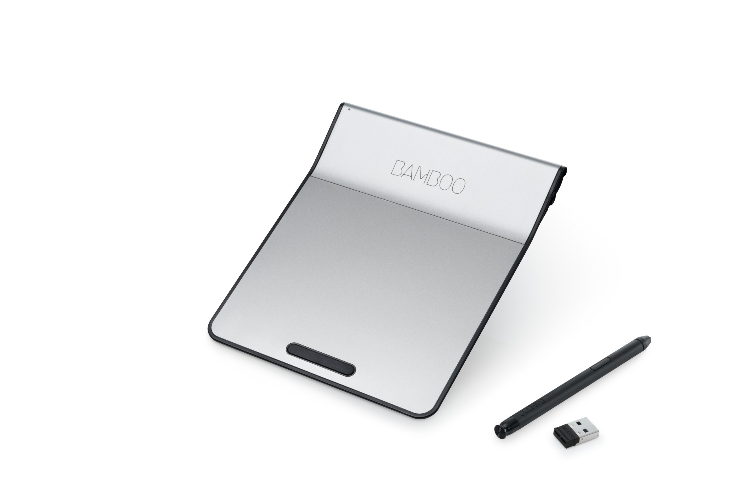 Wacom Wireless Bamboo Touch-Pad with Digital Stylus (CTH300K)