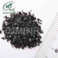 """HuminRich""SH9007H Breaking Down Clay Lattices Seaweed Extracts Water Soluble Organic Fertilizer"