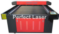China manufactures acrylic / wood / fabric / cloth / leather / rubber plate / PVC glass cup laser engraving machine