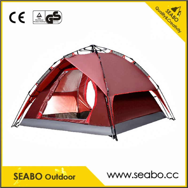 Custom waterproof wind resistant thule outdoor camping tent