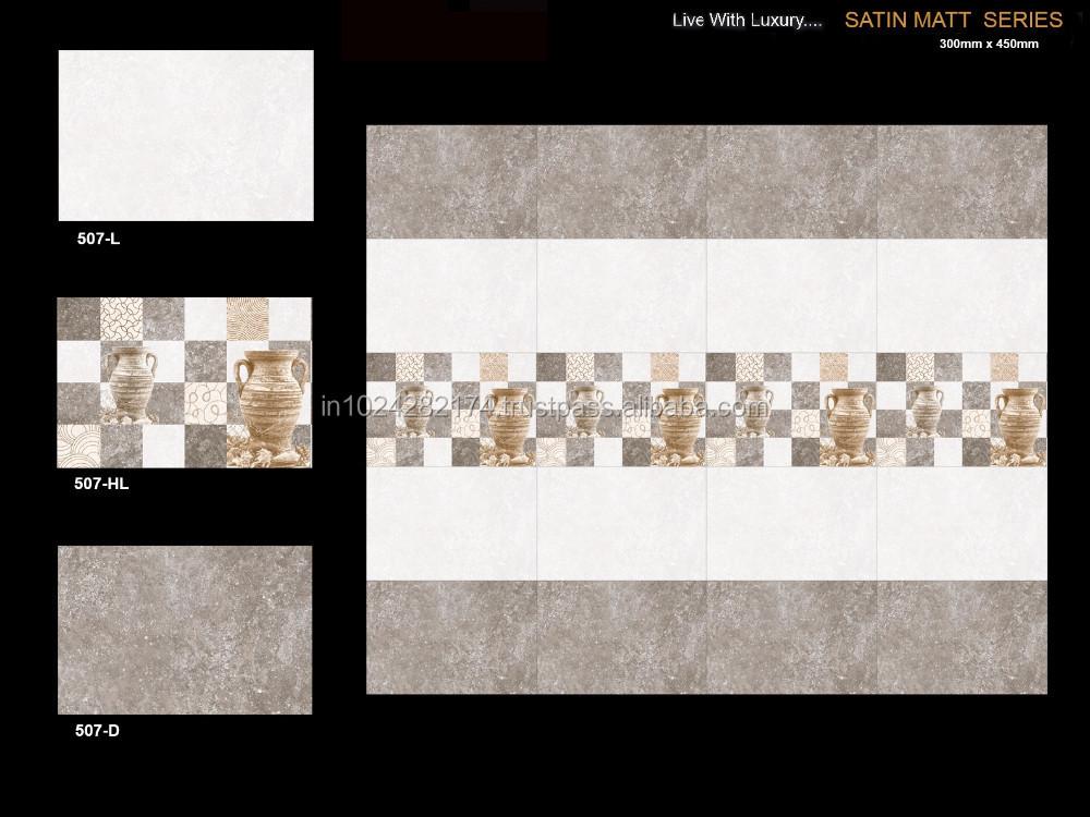 Digital Ceramic Wall Tiles For Kitchen,Bathroom,Elevation,Living ...