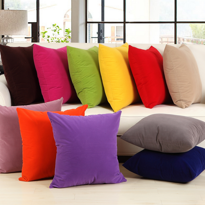 Size 24 x 24 Throw Pillows: Place throw pillows on a bare sofa to spruce up the furniture's design. flip13bubble.tk - Your Online Decorative Accessories Store! Villa Collection Extra Large Pillow. 21 Reviews. SALE. Solid Decorative Pillow Cases Throw Polyester Cushion Cover for Home Sofa Couch Decor Size 12 18 24 26 Inches.