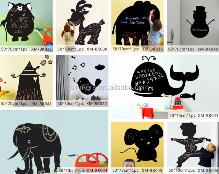 Pareti Lavagna Per Bambini : Di piccola dimensione di media di disegno lavagna sticker