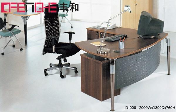 Li Per Ufficio : Forma di l pannello di legno tavolo ufficio disegni per melamina
