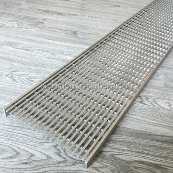 Stainless Steel Heel Guard Floor Grating Trench Drain Grates Buy