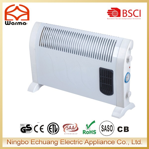 New Design Home Electric Convector Heater Freestanding or Wall Mounted