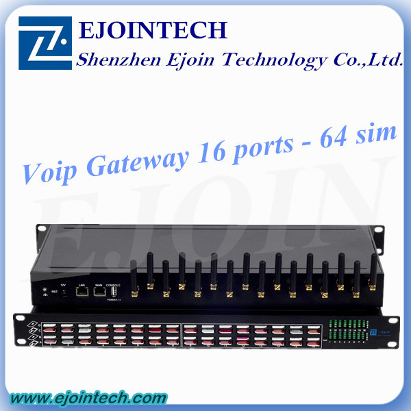 2014 low price! Ejoin 16 ports /32 port voip gsm gateway gsm fwt fixed wireless terminal