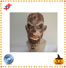 2017 canival realistic Awesome Mask Full Head Rubber latex Horrorable halloween Mask