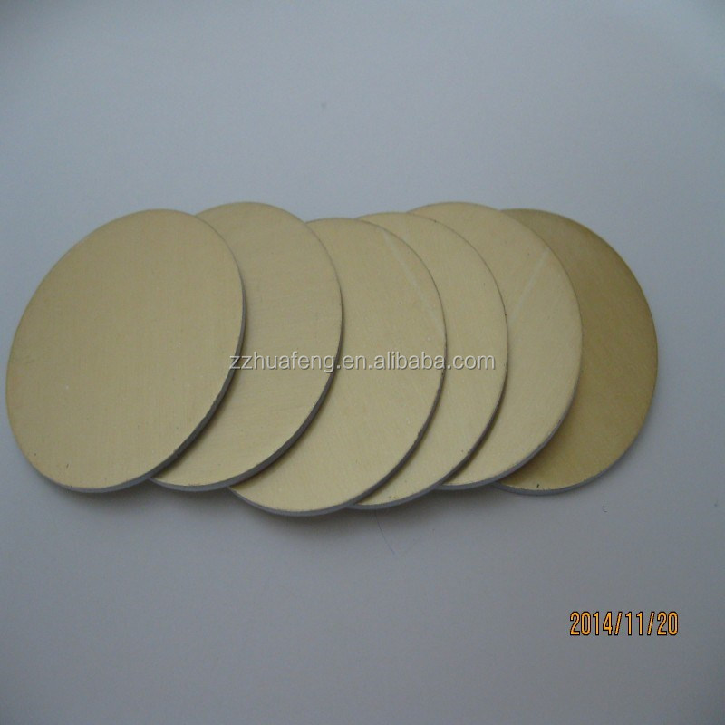 Circular Induction Seal For Plastic Bottles