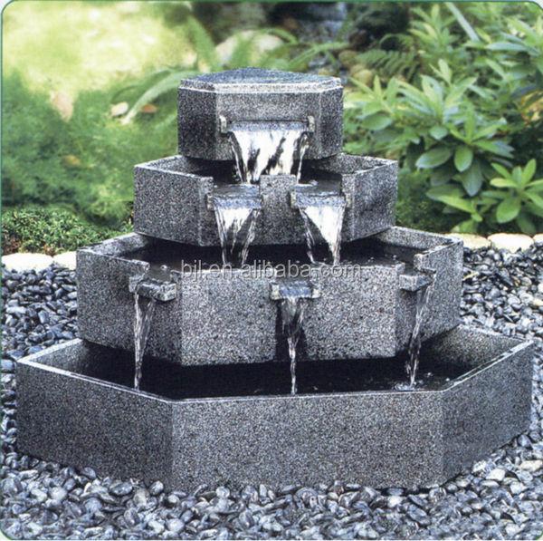 Venta al por mayor fuentes y cascadas artificiales compre for Cascada artificial jardin