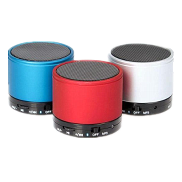 Small Speaker Wholesale Manual Portable Mini Wireless USB Speaker with FM Radio / A2DP Function Speaker