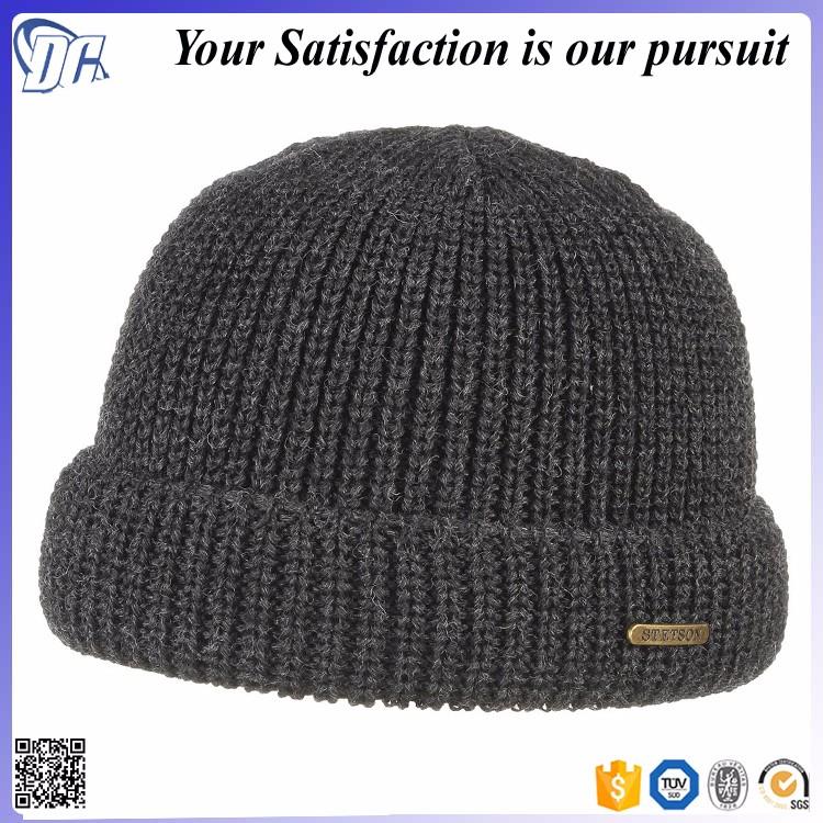 61d1a8d7ddf48 Wool Cheap Led Warm High Quality Beanies Cap Docker Cap - Buy ...