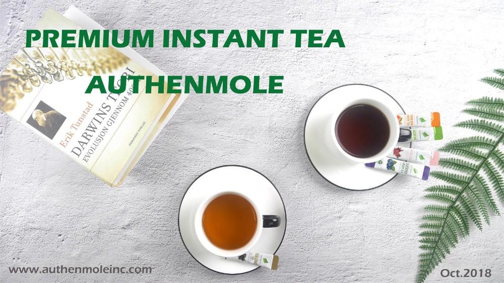 Light Crystal Delicious Natural Extract Strawberry Green Tea With 10 Sachets - 4uTea | 4uTea.com