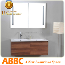 MDF american standard bathroom furniture for sale W-023