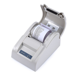cheap 58mm USB Thermal Receipt Printer POS Printer for Restaurant and Supermarket 5890T