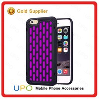 [UPO] Rugged Napoleon Net Mesh Case for iphone 6 6s TPU + PVC Hybrid Protective Case