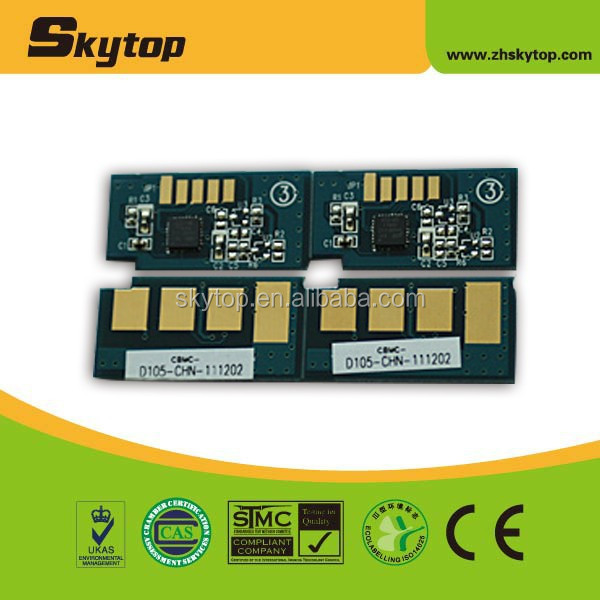 Hot! auto reset cartridge chip for samsung mlt-d105