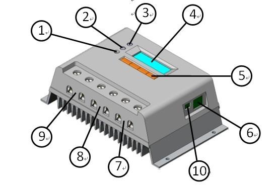 Lcd Display 12v Dc Voltage Regulator,12v 50a Pwm Dc Motor Controller - Buy  12v 50a Pwm Dc Motor Controller,Pwm Controller,12v Dc Voltage Regulator