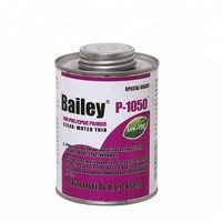 nsf plastic solvent cement / glue primer P-1050 for pvc / cpvc / abs pipes and fittings