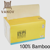 100% Natural Bamboo Facial Tissue Paper Soft Pack, Facial Tissue Paper With Price