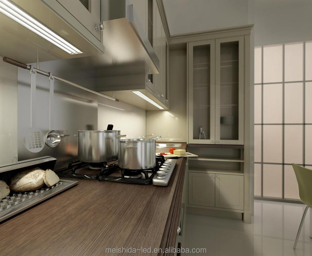 Kitchen Led Aluminium Profile/suspended Triple Channel Aluminum ...