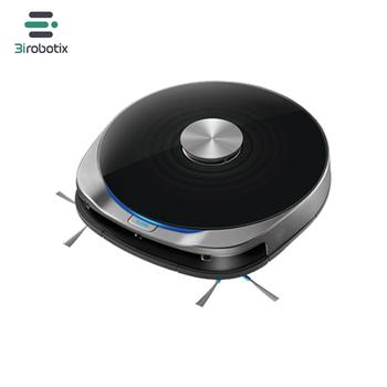 3irobotix Vacuum Cleaner Robot Uniform Water Seepage Mopping Laser Navigation with Both-side Brushes