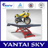 China Gold Supplier Hydraulic Lifting Motorcycle Lift Stand