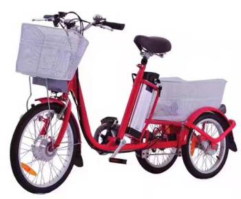 cheap shopping bicycle electric cargo bike electric bicycle