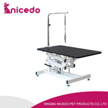 Hydraulic Dog Grooming Table For Professtional Pet
