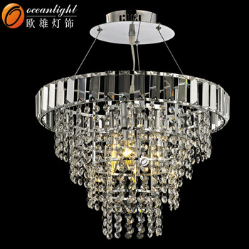 Chinese Style Crystal Hanging Light Chandelier Lamp House
