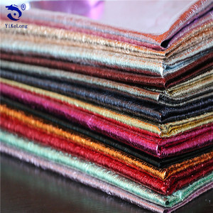 Fashion design American standard Eco-friendly iridescent leather for handbags,packing