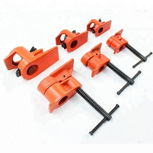 Quick Release Pipe Clamp for Woodworking clamp