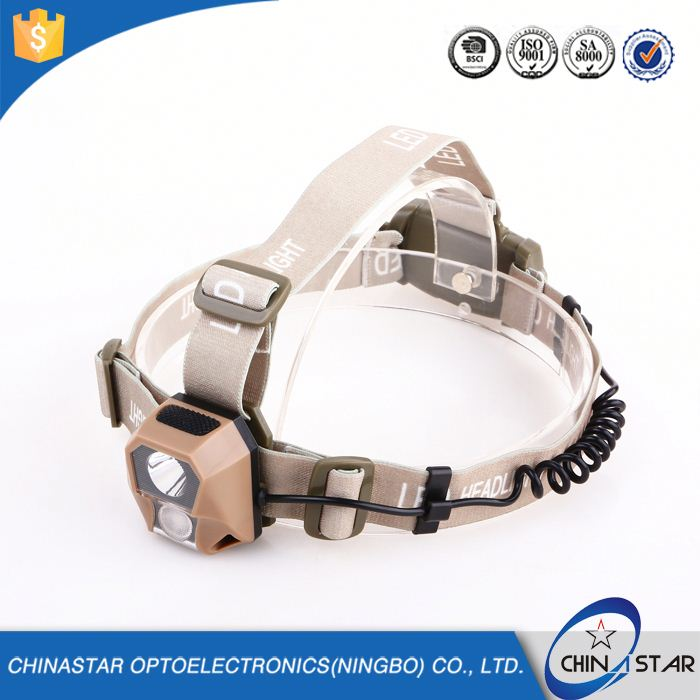 Strict QC customizable headlight for terracan
