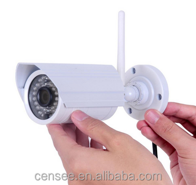 1080P Wireless security camera P2P Outdoor IP66 3G With Sim Card night vision bullet outdoor wifi ip cam