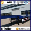 Heavy Equipment Trailer, Used Semi Trailer lowboy trailer for sale