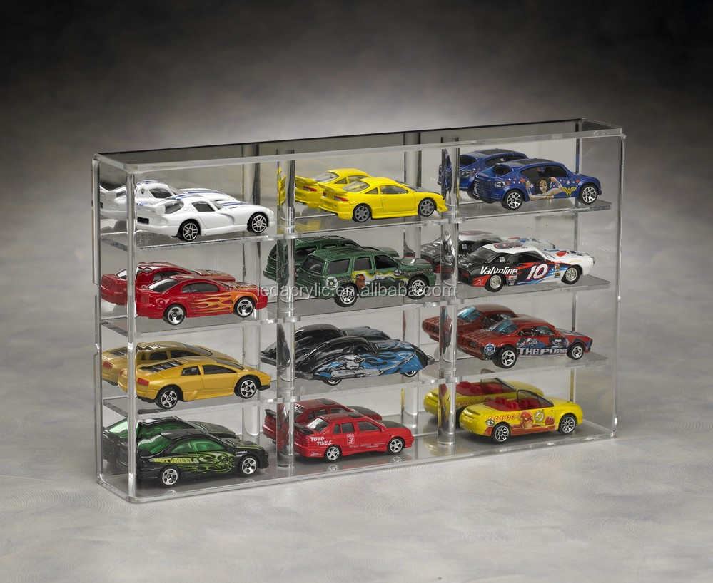 Superior 1/32 Scale Diecast Model Car Acrylic Display Case