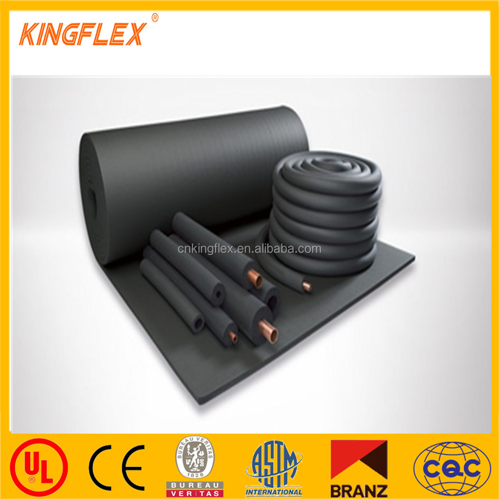Closed Cell Elastomeric Insulation Armaflex: Kingflex Excellent Quality Closed Cell Elastomeric Nitrile