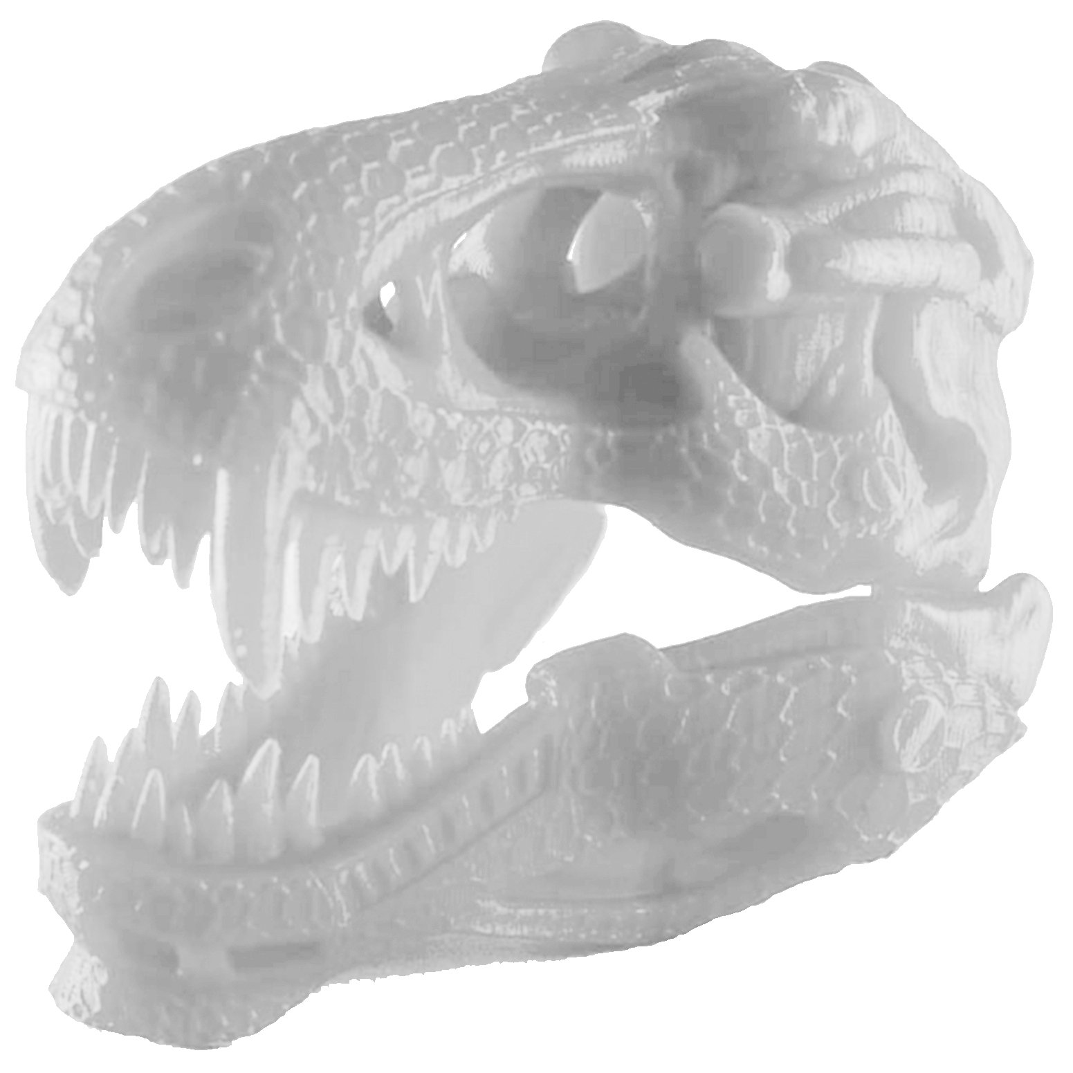 MakerJuice White G+ UV 3D Plastic Printing Resin for SLA and DLP Printers (one 500 mL bottle).
