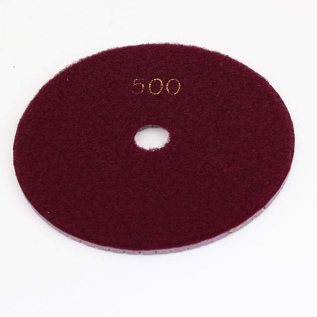 "3.9/"" Diameter Grit 200 Tile Stone Wet Polisher Grinder Diamond Polishing Pad"