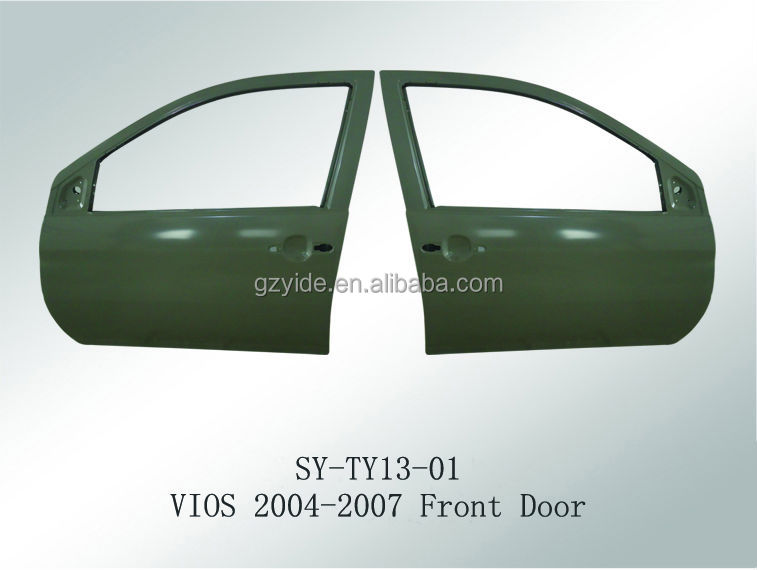 TOYOTA VIOS/professional auto parts manufacturer make doors of auto parts for toyota