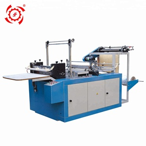 LIFENG high speed Biodegradable PE used gunny bubble bag making machine price