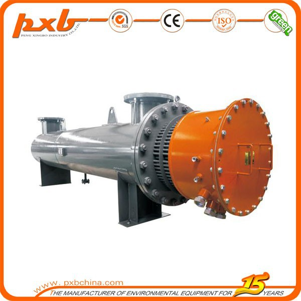 Continued selling duct heater of moisture resistance around the world