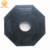 Spring Post Warning Bollard Reflective PU Flexible Post