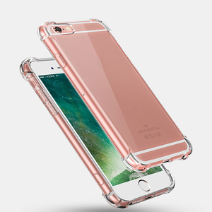 Strong protection clear TPU Silicone phone case for Iphone Xs