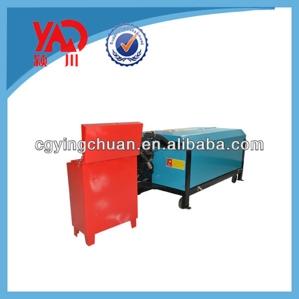 Automatic Steel Rod Straightening- cutter Machine