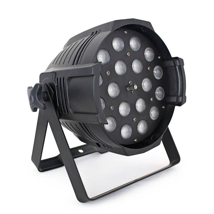 Stage Light Zoom Function 200W 18PCS RGBW 4IN1 LED Par Light