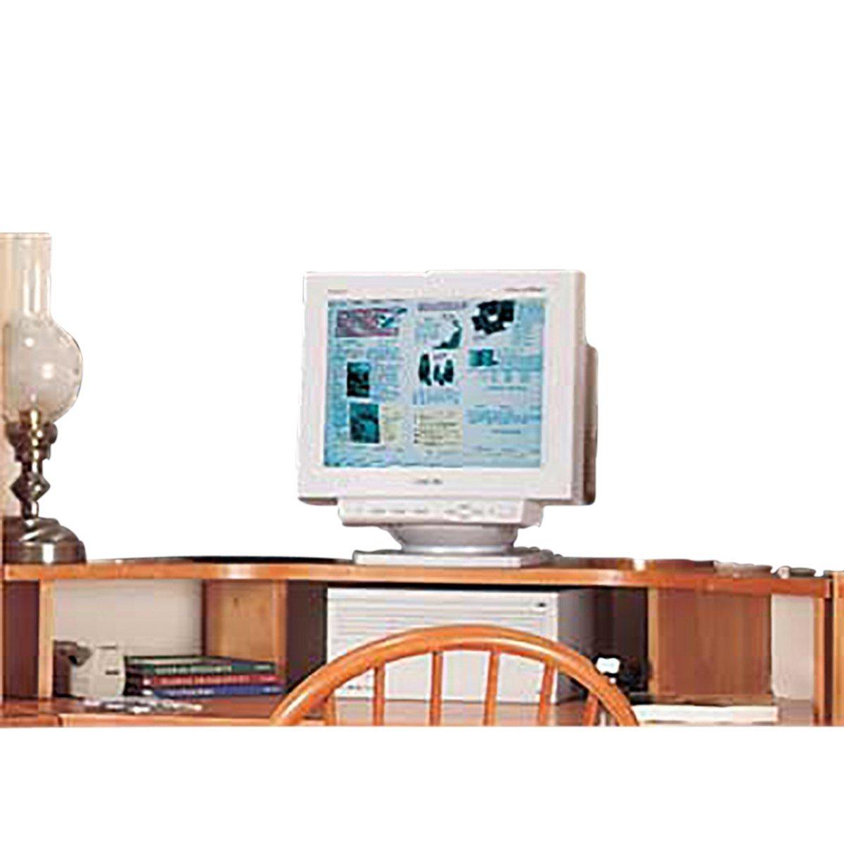 office corner shelf. Get Quotations · Office Corner Shelf Heirloom Pine Computer Monitor   Renovator\u0027s Supply