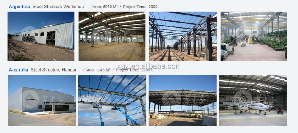 China Supplier Professional Steel Struction Prefabricated Warehouse Design