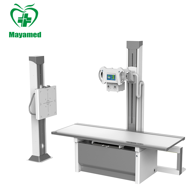 MY-D049J High Frequency Digital X-Ray Radiography System Medical DR X Ray Machine Equipment