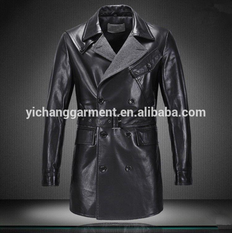 Venta de chaquetas de cuero para hombres
